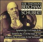 Sir Thomas Beecham Conducts Schubert