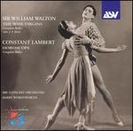 Sir William Walton: The Wise Virgins; Constant Lambert: Horoscope