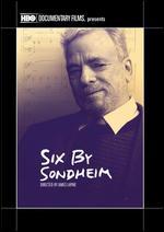Six By Sondheim - James Lapine