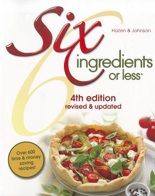 Six Ingredients or Less - Johnson, Carlean