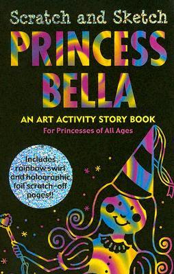 Sketch and Scratch Princess - Peter Pauper Press