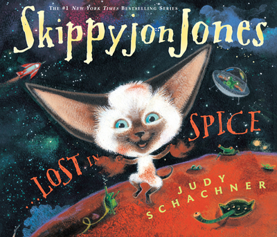 Skippyjon Jones, Lost in Spice -
