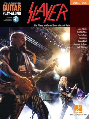 Slayer: Guitar Play-Along Volume 156 - Slayer