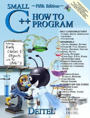 Small C++ How to Program - Deitel, Harvey M, PH.D., and Deitel, Paul