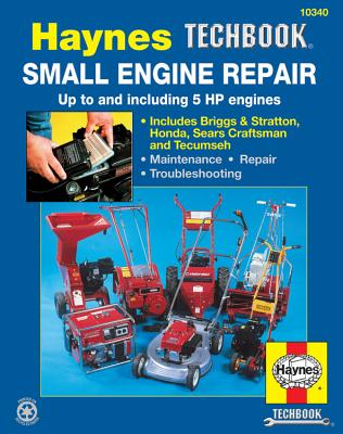 Small Engine Repair - Choate, Curt, and Haynes, John