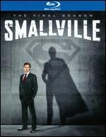 Smallville: The Final Season [4 Discs] [Blu-ray]