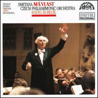 Smetana: Má Vlast - Czech Philharmonic Orchestra; Rafael Kubelik (conductor)