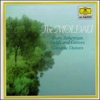 Smetana: The Moldau; From Bohemian Fields and Groves; Dvorák: Slavonic Dances - Rafael Kubelik (conductor)