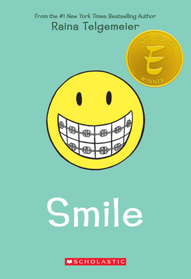 Smile - Telgemeier, Raina