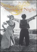 Smiles of a Summer Night - Ingmar Bergman