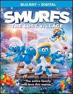 Smurfs: The Lost Village [Includes Digital Copy] [Blu-ray]