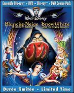 Snow White and the Seven Dwarfs [DVD/Blu-ray]