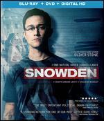 Snowden [Includes Digital Copy] [Blu-ray/DVD] [2 Discs]