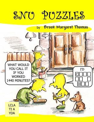Snu Puzzles - Thomas, Brook Margaret