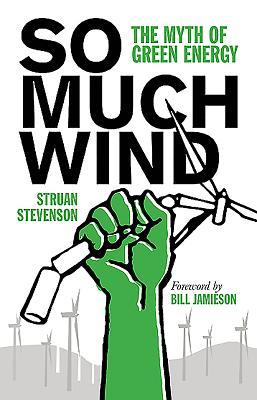 So Much Wind: Scotland's Green Energy Myth - Stevenson, Struan