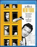 So This Is New York [Blu-ray]