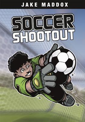 Soccer Shootout - Maddox, Jake, and Tiffany, Sean (Illustrator)
