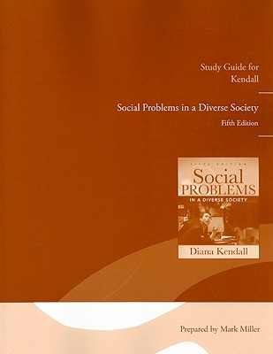 Social Problems in a Diverse Society - Miller, Mark (Prepared for publication by)