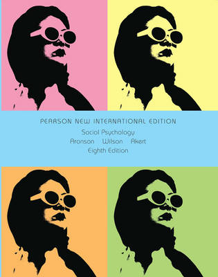 Social psychology: pearson new international edition e-bok.