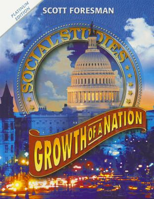 Social studies growth of a nation book by pearson scott foresman social studies growth of a nation pearson scott foresman creator fandeluxe Images