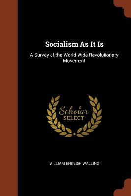 Socialism as It Is: A Survey of the World-Wide Revolutionary Movement - Walling, William English
