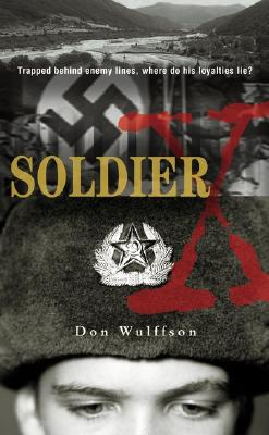Soldier X - Wulffson, Don L
