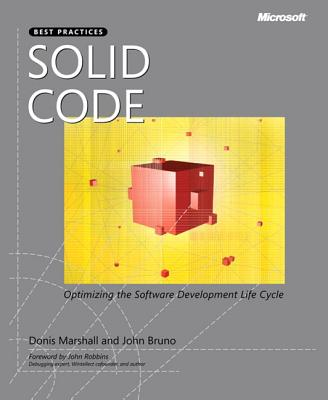 Solid Code - Marshall, Donis