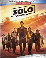 Solo: A Star Wars Story [Includes Digital Copy] [Blu-ray]