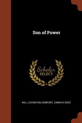 Son of Power - Comfort, Will Levington