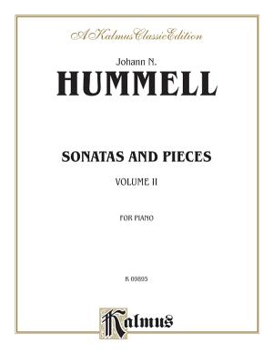 Sonatas and Pieces, Vol 2 - Hummel, Johann Nepomuk (Composer)