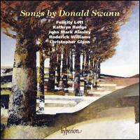 Songs by Donald Swann - Christopher Glynn (piano); Felicity Lott (soprano); John Mark Ainsley (tenor); Kathryn Rudge (mezzo-soprano);...