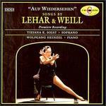 Songs by Lehar & Weill