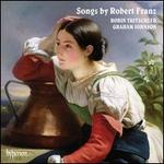 Songs by Robert Franz