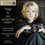 Songs by Sir Hamilton Harty