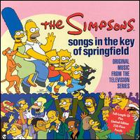 Songs in the Key of Springfield - The Simpsons