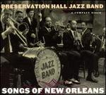 Songs of New Orleans