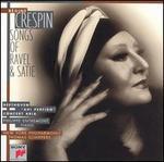 Songs of Ravel & Satie