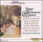 Songs, Romances & Dances