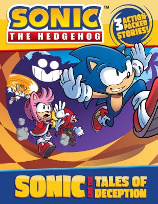 Sonic and the Tales of Deception - Black, Jake
