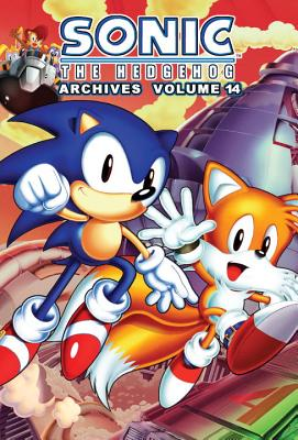 Sonic The Archives: Volume 14 - Spaziante, Pat (Artist)