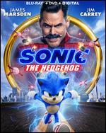Sonic the Hedgehog [Includes Digital Copy] [Blu-ray/DVD] - Jeff Fowler