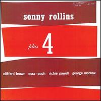 Sonny Rollins Plus 4 - Sonny Rollins