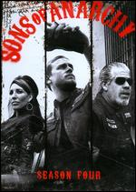 Sons of Anarchy: Season 4 [4 Discs] -