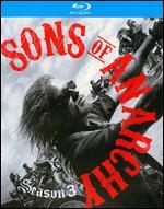 Sons of Anarchy: Season Three [3 Discs] [Blu-ray]