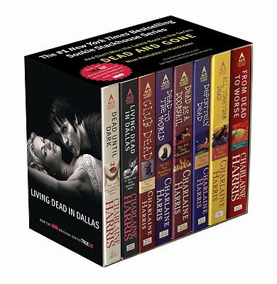 Sookie Stackhouse Set - Harris, Charlaine
