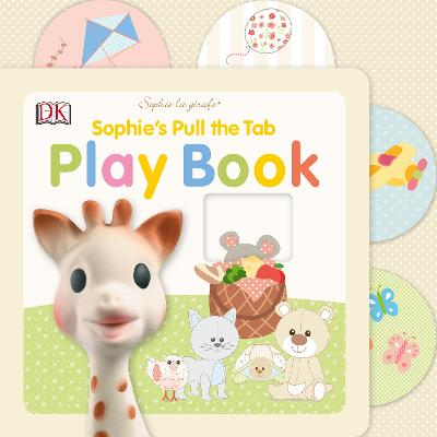 Sophie's Pull the Tab Play Book - DK