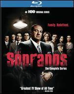 Sopranos: The Complete Series [Blu-ray] [28 Discs]
