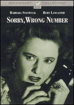 Sorry, Wrong Number - Anatole Litvak