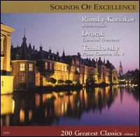 Sounds of Excellence: 200 Greatest Classics, Vol. 1 - Alicija da Cardoba (piano); Anna Moffo (soprano); Georgina Zellan-Smith (piano); Hans-Jurgen Dietrich (piano);...
