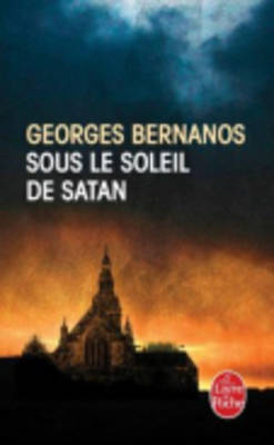 Sous Le Soleil de Satan - Bernanos, Georges, Professor